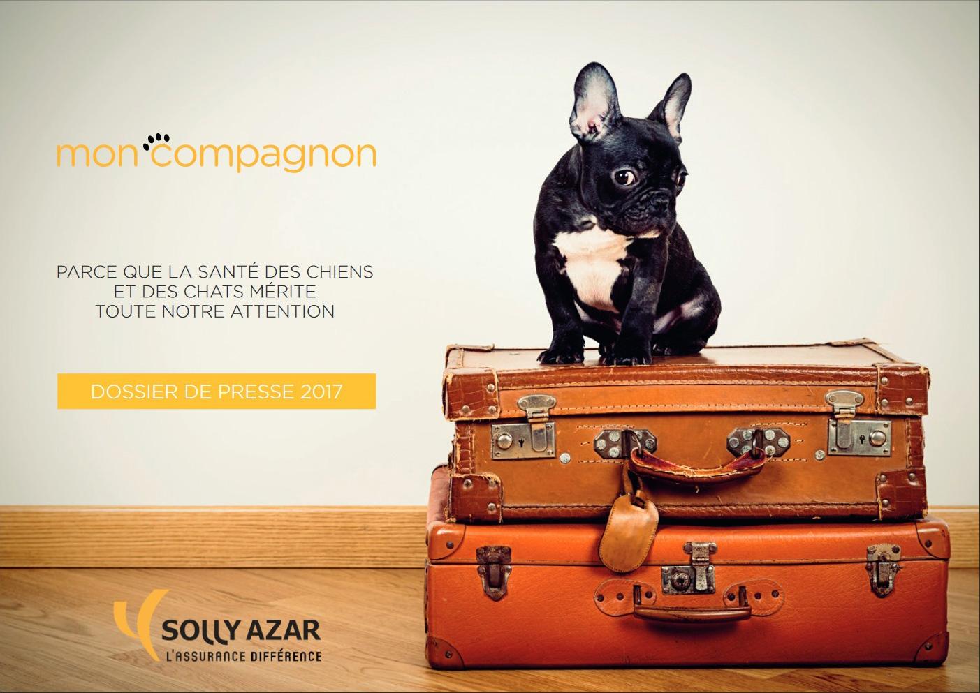 solly azar lance sa premi re application d di e aux propri taires de chiens et de chats solly. Black Bedroom Furniture Sets. Home Design Ideas